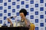 독자와의 만남을 가지는 김애란 작가 (사진제공: YES24)