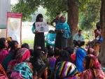 방글라데시 농촌 지역에서의 워크샵