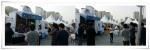 행사 첫날인 21일 오전 SBS 모닝와이드를 통해 생방송으로 행사정보가 소개되었다