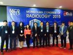 지멘스의 한국법인 헬스케어 부문이 몽골에서 지난 17일 KOTRA 및 일성건설, 케어캠프, 클래스원, 게르베 코리아와 함께 한국의 의료솔루션을 소개하는 케이컨소시엄 설명회를 개최했다