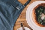 퍼블리칸 바이츠는 온라인 편집샵 햅스토어, 라이프 스타일 브랜드 세인트리스와 함께 앞치마를 출시했다