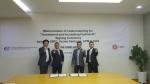 요즈마 벤처스와 ISPC 그룹이 한중 앙국의 O2O 스타트업을 지원하기 위한 협약을 체결했다