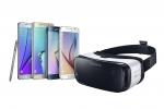 삼성 기어 VR과 노트5 등 연동 스마트폰