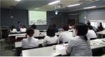 한국보건복지인력개발원이 부산에서 보건분야 국제협력이해 교육과정을 실시했다