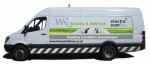 WRc 와 Electro Scan의 영국 자회사 저전압 전도 서비스 밴