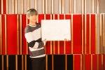 K팝 스타들이 개성 담긴 메시지로 '통일'을 염원해 화제다. 사진은 EXO 백현 (사진제공: 새시대통일의노래캠페인 조직위원회)