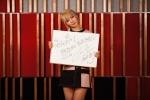 K팝 스타들이 개성 담긴 메시지로 '통일'을 염원해 화제다. 사진은 AOA 초아
