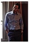마에스트로가 다림질이 필요 없는 구김 없는 아이론 프리 셔츠를 선보였다