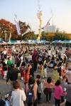 2014년 10월 25일 한살림서울 가을걷이 행사중 생산자소비자 어울림마당