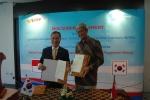 김상규 조달청장은 인도네시아 자카르타에서 아구스 프라보워 인도네시아 조달청장과 공공조달 정책 협력 양해각서를 체결했다.