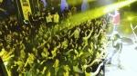 신한카드는 10월 2일 금요일 해운대 그랜드호텔 어비스에서 유명 아티스트들과 함께한 'GREAT 뮤직데이'를 개최하였다. 이날 GREAT 뮤직데이에는 약 1000여명의 부산국제영화제 관객과 시민들이 함께 했다.