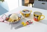 릴팡이 스테인리스 쉐프 접시로 마치 요리사가 된 듯 재미있는 식사 시간을 만들어주는 어린이 식기 리틀 쉐프 세트를 출시했다