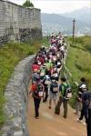 하루에 걷는 600년 서울 순성놀이 모습