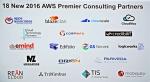 AWS re:Invent 2015 라스베이거스에서 메가존이 2016 AWS 프리미어 컨설팅 파트너로 공식 발표
