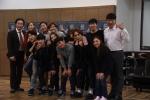 뮤지컬 위대한캣츠비 RE:BOOT 배우 단체사진 (사진제공: 문화아이콘)