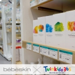 베베스킨이 베이비&키즈 라이프스타일숍 트윈키즈 365 매장에 입점했다