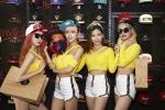 중국과 아시아 시장 진출을 선언한 4인조 아이돌 걸그룹  큐피트