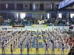 호원대가 제7회 호원대학교 총장배 전국 태권도 품새 선수권대회를 개최했다