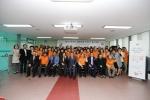 여주시정신건강증진센터가 3기 생명사랑지킴이 결의대회를 열었다