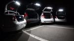 카벤토리가 20일 코아쇼에서 다목적 트렁크 LED 스파키 체험 이벤트를 실시한다