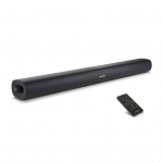 캔스톤어쿠스틱가 대형 고화질 HDTV의 부족한 사운드를 효과적으로 채우는 TV용 사운드바 T130을 출시한다