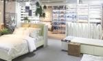 슬립앤슬립이 23일 오픈 예정인 슬립앤슬립 코엑스점 베개·타퍼 체험존. 고객들이 실제 수면 환경에서 자신에게 알맞은 베개·타퍼를 체험해 볼 수 있다