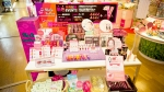 At Skin Garden,Korean cosmetics concept store in Shinjuku, Japanese customer demand for 'Berrisom Lip Tint Pack' surged after it was introduced in Japanese TV show.