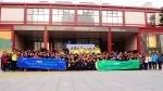 2015 하루에 걷는 600년 서울 순성놀이 단체사진