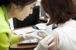 한국MSD가 지난 10월 17일 (토) 및 24일 (토)에 걸쳐 진행된 새터민 여성 대상으로 인유두종바이러스 4가 백신, 가다실 무료 접종을 지원했다