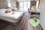 홍콩 코스모폴리탄 호텔이 환상적인 4인가족용 서비스를 출시했다