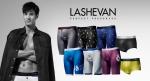 라쉬반이 가을·겨울용 제품 뉴히트 스페셜 에디션 리얼 맨 컬렉션을 출시했다