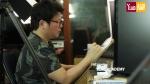 와이랩 아카데미가 양경일 작가의 드로잉쇼를 공개했다