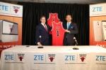 ZTE, 시카고 불스 공식 스마트폰 되다