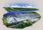 1,124 메가와트급 팬더 험멜 스테이션 화력발전소(Panda Hummel Station Power Plant)