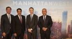 브룩필드와 카타르투자청, 86억 달러 맨해튼 웨스트 개발 합작회사 설립