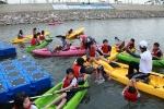 국내 최대규모 카약 축제가 내달 6일 전남 순천에서 열린다