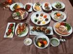 하동군은 최근 섬진강, 지리산, 남해바다의 식재료를 활용한 알프스 삼포밥상을 개발했다
