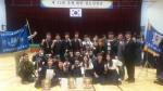 대학검도연맹전 남자단체전 5년 연속 우승을 차지한 건국대 검도 동아리