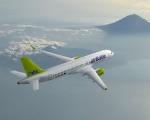 봄바디어가 CS300 항공기 최초 운용사는 에어발틱이라고 발표했다