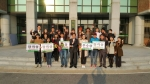 호원대학 한국어학원이 재학 중인 유학생들의 한국어 학습에 대한 흥미 부여 및 표현 능력향상과 우호증진을 위해 제1회 한국어 말하기 대회를 개최했다