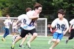 7월 11일에 개최되었던 제3회 전국 유소년플래그풋볼 대회 경기 장면 (사진제공: 한국유소년플래그풋볼협회)