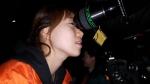 △ 우주와 우리 | 대한민국 청소년이 된 이주배경청소년이 천체를 관찰하고 있다. <장소: 국립고흥청소년우주체험센터 하늘전망대>
