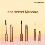 풍성한 속눈썹을 위한 에코 시크릿 마스카라 3종