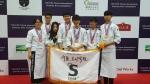 서울요리학원이 지난 11일부터 13일까지 중국 상하이에서 개최된 제17회 FHC 국제요리예술대회에서 총 20개의 매달을 석권하며 또 한 번 그 실력을 입증 받았다,