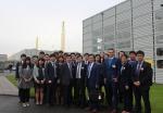히든 챔피언, 이구스 독일 본사를 방문한 국내 업체의 임직원들: 국내 업체의 주요 임직원 25명이 글로벌 경쟁력을 바탕으로 다양한 산업 어플리케이션에 솔루션을 제공하는 이구스 독일 본사를 방문했다.