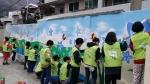 벽화지원단 활동 모습