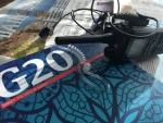 2015 안탈리아 G20 정상회의, 하이테라 투웨이 무전기 솔루션 채택
