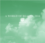 A World of Beauty 캘린더 표지
