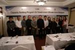 말레이시아 공무원들과 함께한 배성기 이사장