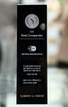 한국먼디파마 인사부 이주은 상무가 11월 25일, 2015 일하기 좋은 기업 시상식에서 승진기회 및 가능성 부문 최우수상(외국계기업)을 수여 받았다